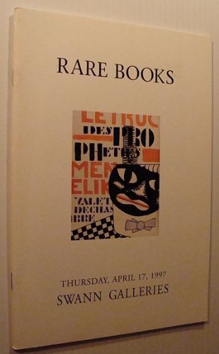 Rare Books, 19th-Century Literature, Eugene O