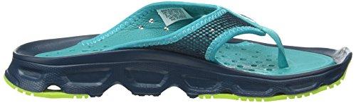 Rx Turquoise Trail 2 Chaussures W Break 36 Salomon Eu Femme bleu De Fonc Rose 3 d7xTn