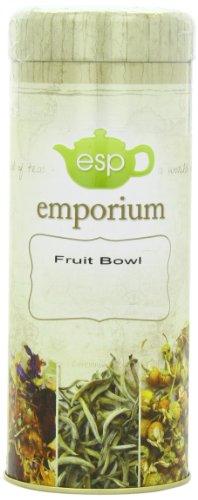 ESP Emporium Green/White Tea Blend, Fruit Bowl, 3.53 Ounce