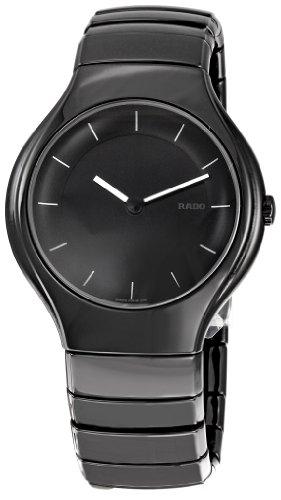 Rado-Mens-R27867152-True-Multifunction-Black-Dial-Watch