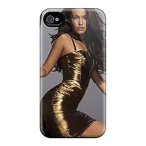 Awesome Uou13757JSrn CaroleSignorile Defender Hard Cases Covers For Iphone 6- Megan Fox Latest 2010