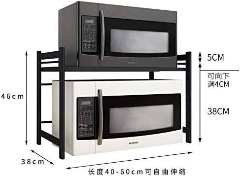 WEMUR Bastidores de horno de microondas cocina de pie cocina ...