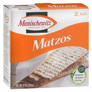 Manischewitz Matzo Unsalted