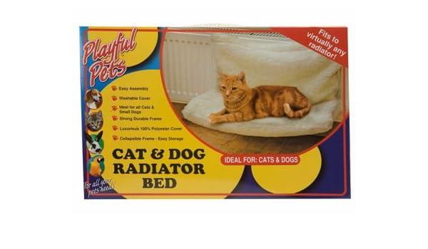 Suspendido cama para gato/perro/mascotas - Ganchos en radiadores ...