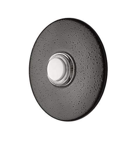 (Newhouse Hardware ORB5WL Doorbell Push Button Oil-Rubbed Bronze)