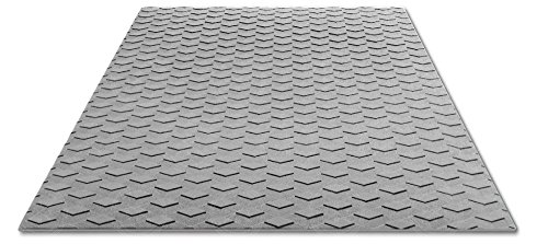 Punt Surf Traction Non-Slip Grip Mat [20in x 20in] - Versatile & Trimmable Sheet of EVA Pad with 3M Adhesive. Perfect for Boat Decks, Kayaks, Surfboards, Standup Paddle Boards, Skimboards