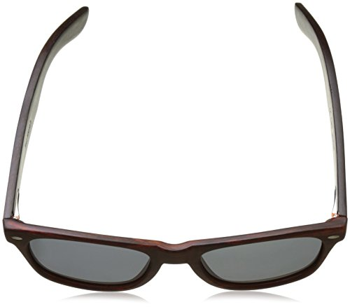 Ocean Sunglasses Beach Lunettes de soleil Bamboo Brown Frame/Wood Dark Arms/Brown Lens JJTZbkY7