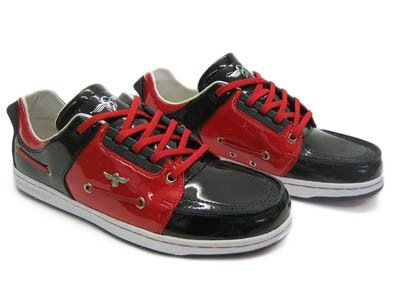 Creative Recreation Lucky Luci, black red