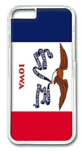 ACESR Iowa Unique iPhone Case PC Hard Case Back Cover for Apple iPhone 6 4.7inch