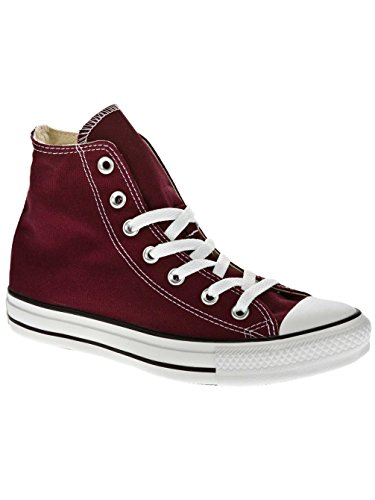 CONVERSE ALL STAR HI BURGANDY SIZE 5.5