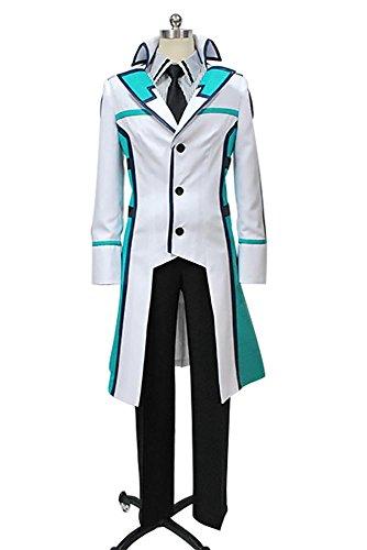 Ya-cos The Irregular at Magic High School Tatsuya Shiba Mahesvara Cosplay Costume - Shiba Miyuki Costume