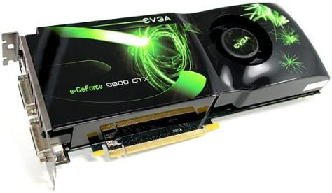 Amazon.com: EVGA 512-p3-n871-ar GeForce 9800 GTX 512 MB DDR3 ...