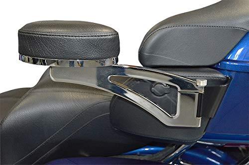 Rivco Tour-Pak Adjustable Billet Armrests HD094