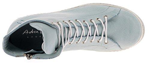 Andrea Conti 0341500 Schoenen Vrouwen Lage Schoenen Tennisschoen Hoge Top Blue