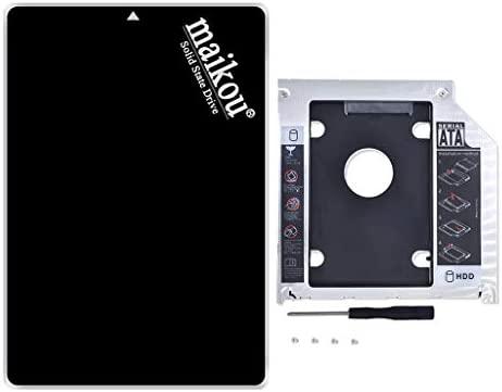 B Blesiya Disco Duro Unidad SATA SSD Estado Complimentos Fácil ...