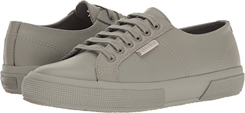 Superga 2750 Fglu Sneaker - Grey (Large Image)