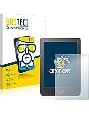 "BROTECT Glas Screenprotector compatibel met Kobo Clara HD (6"") - Beschermglas met 9H hardheid"