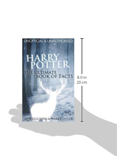 Harry Potter Book Facts : Harry potter the ultimate book of facts import it all