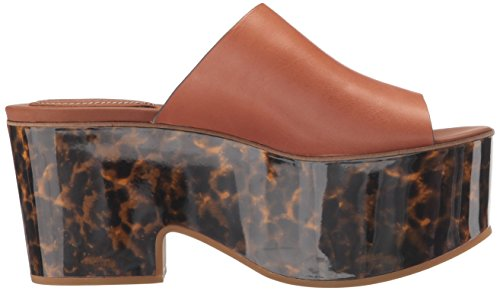 Women's See Sandal Dress by Brown Chloe Platform Sakura rqSwExqYP