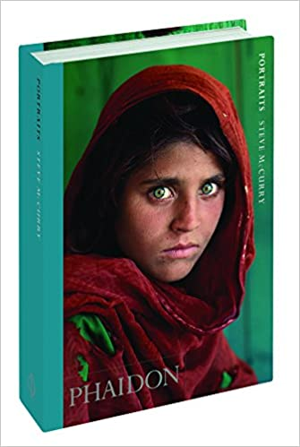 Portraits Amazoncouk Steve McCurry 9780714865638 Books