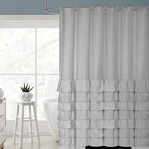 Volens Shower Curtain Farmhouse Bathroom product image