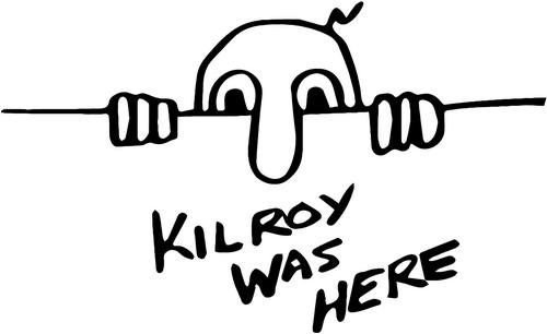 Kilroy For Sale Only 4 Left At 70