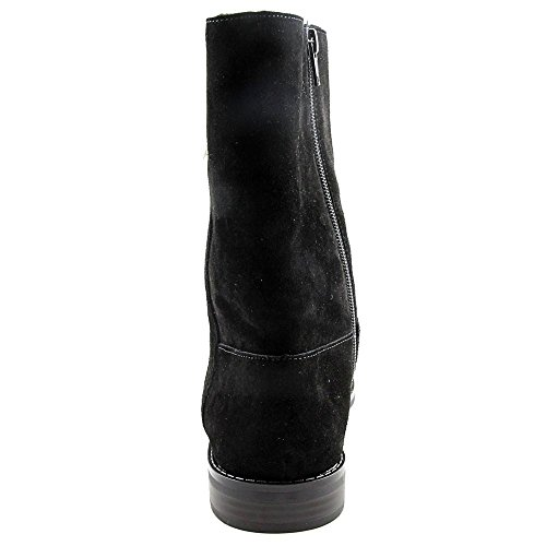 Alfani Anconaa Mujer Us 9.5 Black Mid Calf Bota