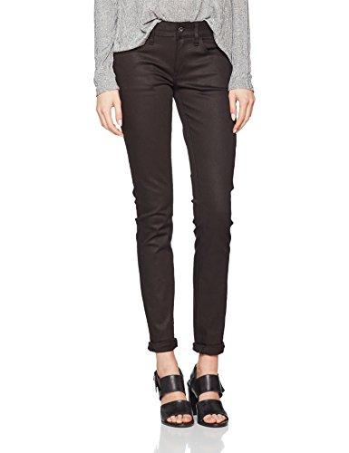 RAW Jeans Denim Skinny Noir 001 STAR Femme Raw G 5UOqgapU