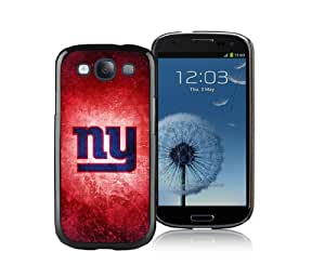 WOWCASE New York Giants NFL Samsung Galaxy S3 Rugged Case, NFL Samsung S3 case for Sport Fan-Christmas Gift