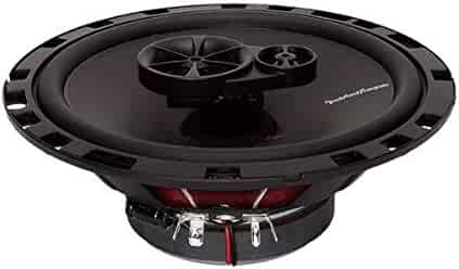 Rockford Fosgate R165X3 Prime 6.5-Inch Full-Range 3-Way Coaxial Speaker - Set of 2