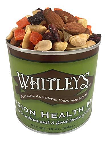 Holiday Williamsburg Fruit - Whitley's Fusion Health Mix 13 Oz Tin