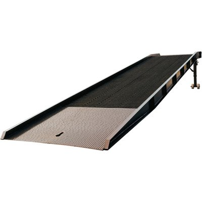 Vestil-YRD-30-7336-H-Steel-Yard-Ramp-Hydraulic-Dockleveler-30000-lb-Capacity-73-x-36-Earth-Tone-Brown