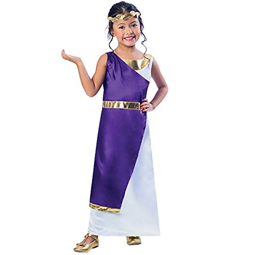 Roman Girl Costume - Age 9-10 Years