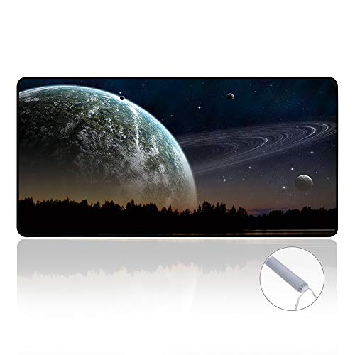 Mouse Pad Gamer Antideslizante Borde Cocido Stanaway -8T1XH5