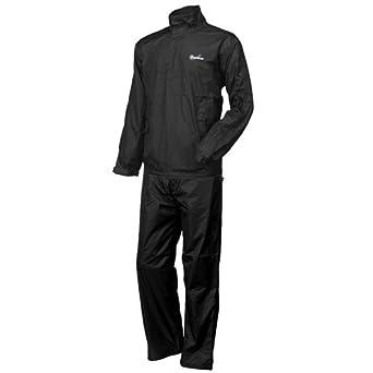 518467855 Amazon.com: Confidence Golf Waterproof Mens Rainsuit Black: Clothing