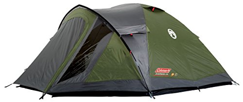 Coleman Weatherproof Darwin Unisex Outdoor Dome Tent available in Green - 4...
