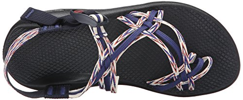 Chaco Damen ZX3 Classic Sport Sandale Inka Blau