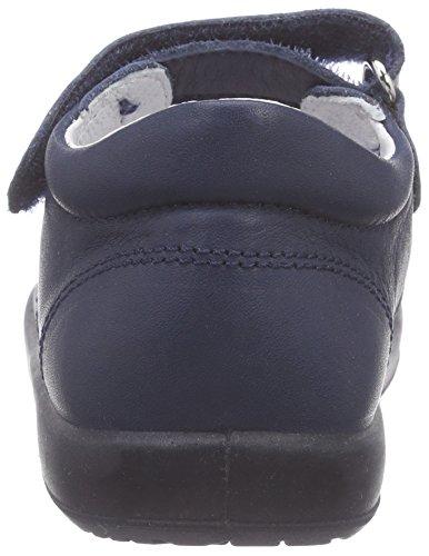 Naturino Bleu Navy Marche Garçon Falcotto Bébé Chaussures Vitello 1175 A7CwAgrq