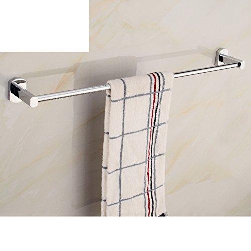 Outlet Toilet Bathroom Accessories Single Tier Towel Rack Towel