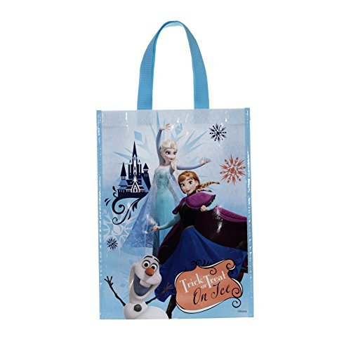 Disney's Frozen Trick or Treat Bag by Seasons (Frozen Trick Or Treat Bag)
