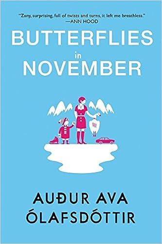 Butterflies in November Summary & Study Guide Description