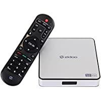 Android 6.0 TV Box Zidoo X6 Pro Octa Core 2G/16G Dual Band 4K H.265 1000Mbps Streaming Media Player (Based on KODI 16.0)