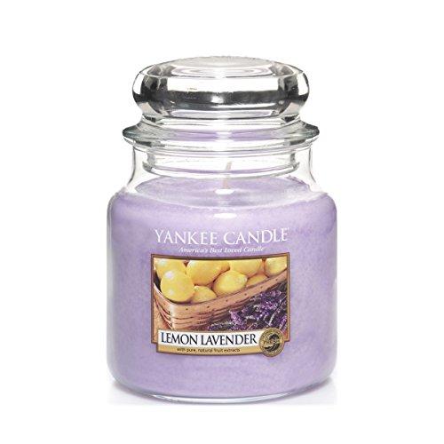Yankee Candle Housewarmer Jar (Lemon Lavender) - Medium (14.5 oz) -