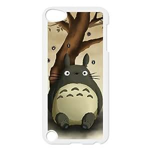 iPod Touch 5 Phone Case White My Neighbor Totoro JG235661
