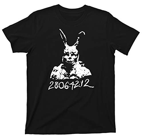 Donnie Darko T Shirt 28:06:42:12 Frank Bunny Rabbit Tee (Small, -