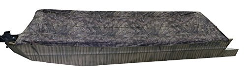 Beavertail 1600 Series Blind fits 16-Feet Boats Up to 75-Inch Beam, Timber Tantrum -