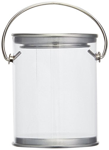 Fashioncraft mini paint can mint tin silver buy online for Kitchen craft cookware reviews