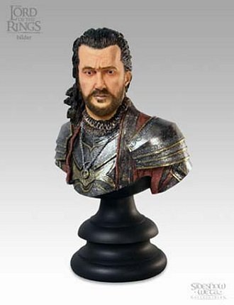 ISILDUR Se/ñor de los Anillos busto resina appr 16cm escala 1:4 Sideshow Weta