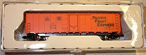 N Scale Concor 50 foot SLT Reefer