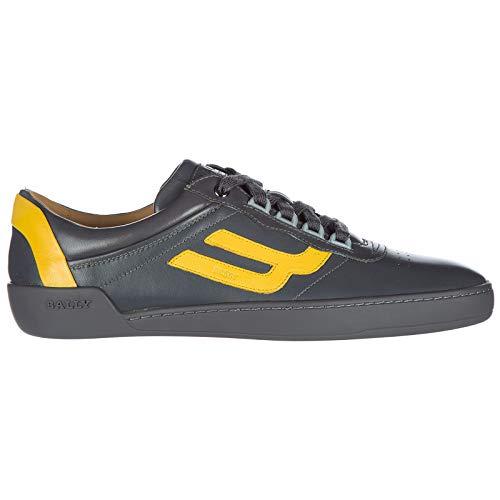 Sneakers Bally Uomo Etrox Bally Sneakers Grigio xSEg8g